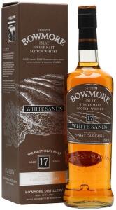 ボウモア17年 ホワイトサンズ