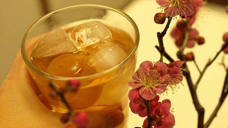 ウイスキー 梅酒