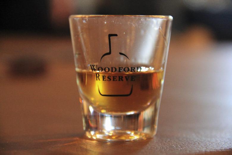 ウッドフォードリザーブ グラス