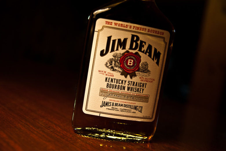 ジムビーム ボトル