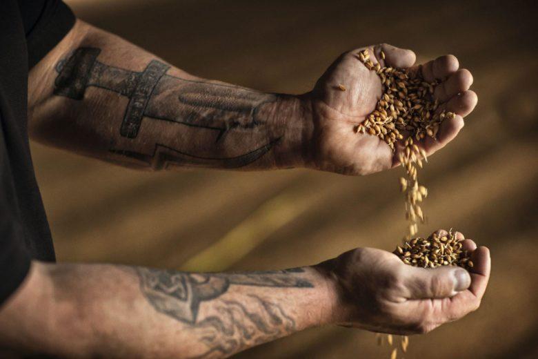 ハイランドパーク 大麦