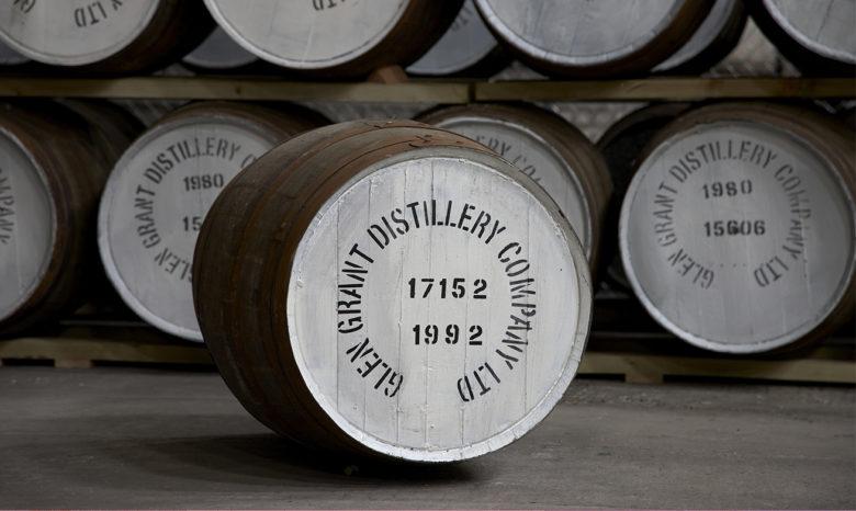 グレングラント 製法 樽