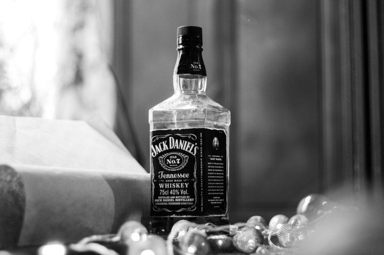 ジャックダニエル ボトル