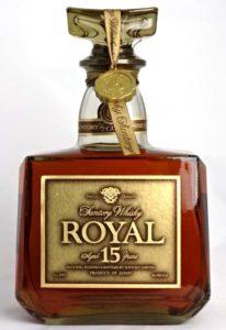 サントリーローヤル15年 ゴールドラベル