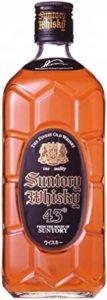 サントリー角瓶 黒43度