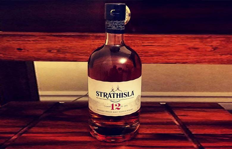 ストラスアイラ ボトル