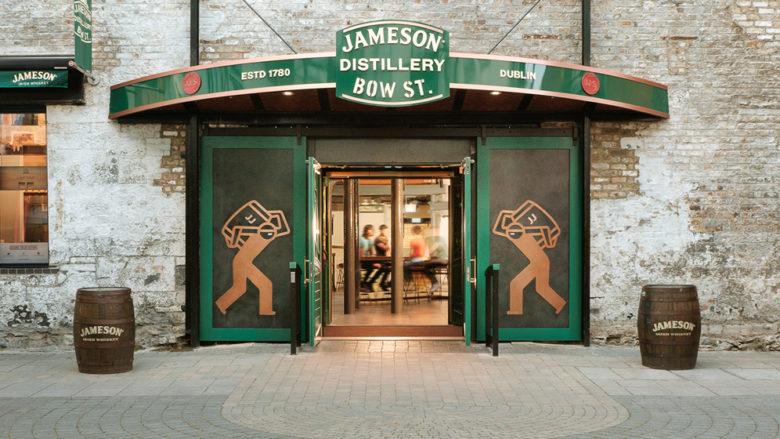 ジェムソン蒸留所
