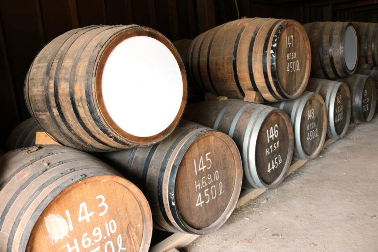 ウイスキー 樽