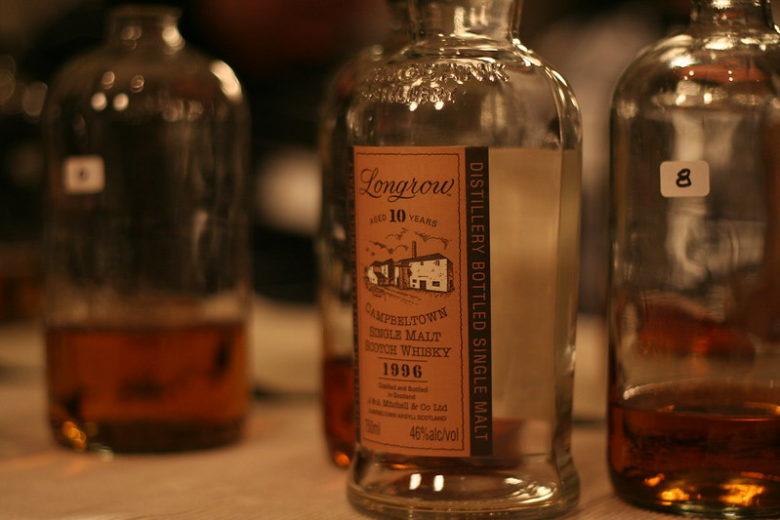 ロングロウ ボトル