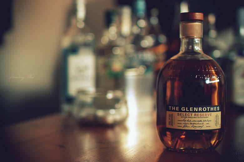 グレンロセス ボトル
