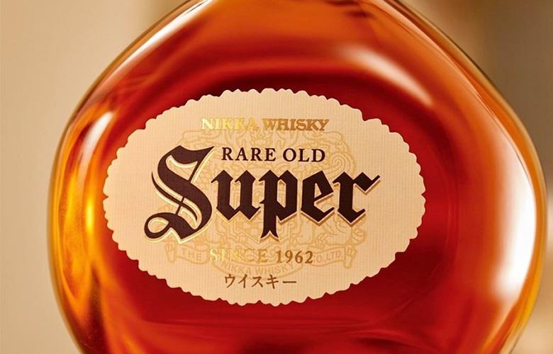 スーパーニッカ ボトル