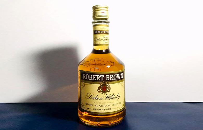 ロバートブラウン ウイスキー