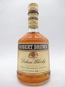 ロバートブラウン 特級ボトル