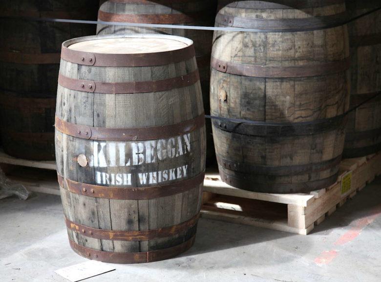 キルベガン 樽