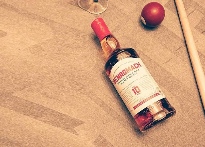 ベンロマック ボトル