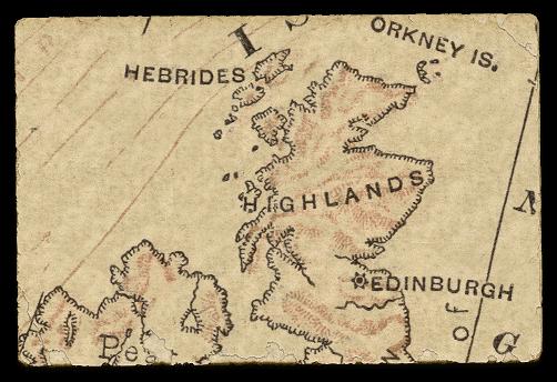 グレンギリー スコットランド 東ハイランド地方