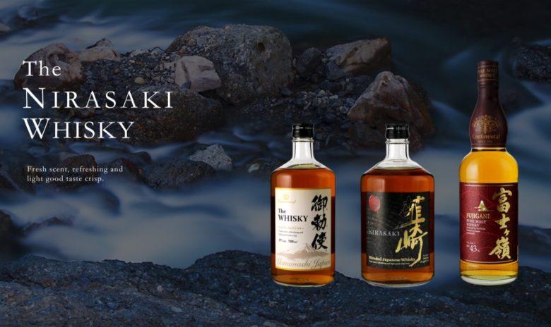 韮崎ウイスキー