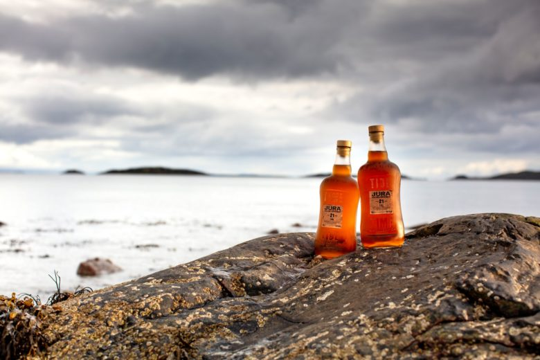 アイルオブジュラ ウイスキー ボトル