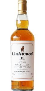 リンクウッド15年(ゴードン&マクファイル)