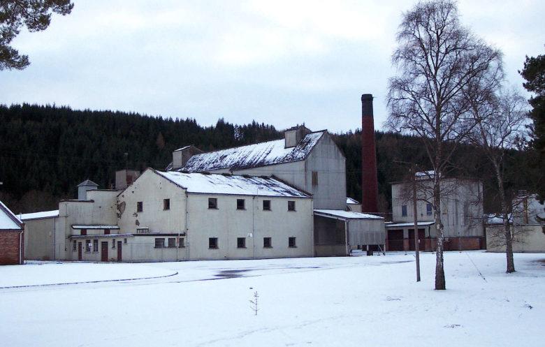 インペリアル蒸留所