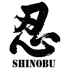 越ノ忍 ロゴ