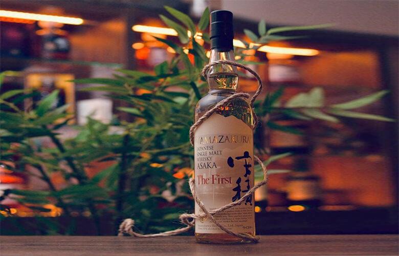 ウイスキー山桜