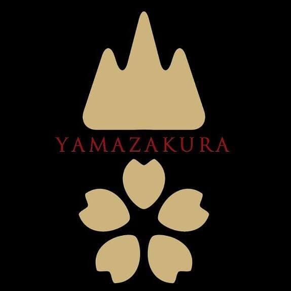 ウイスキー山桜 ロゴ