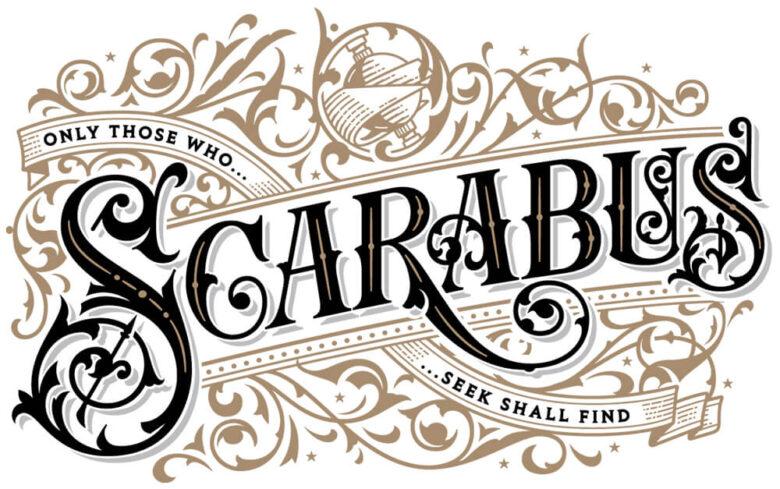 スカラバス ロゴ